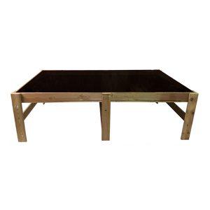mesa de exposicion